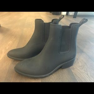 SIZE 9 JEFFREY CAMPBELL CHELSEA BOOTS